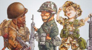 Żołnierze Świata